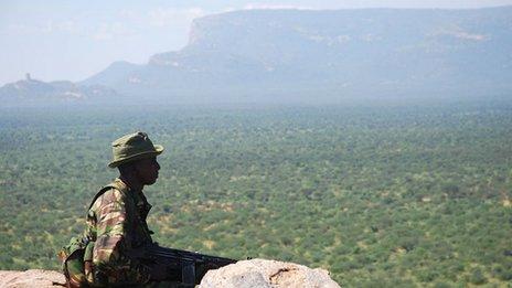 Grupos conservacionistas han creado guardaparques que actúan como paramilitares.