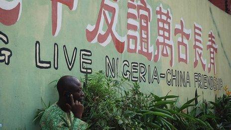 Lagos es el mayor mercado de marfil en África.