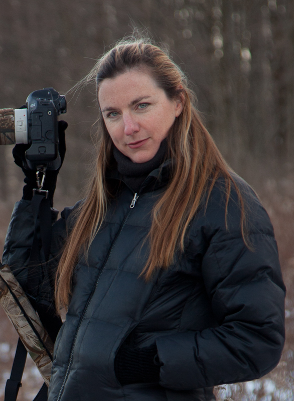 Melissa Groo (Photograph courtesy Melissa Groo)