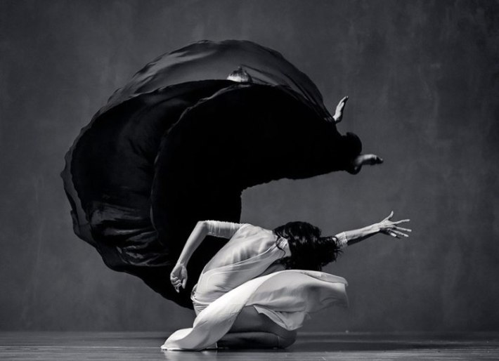 Ellegant Dancers in Motion - by Vadim Stein - be artist be art magazine